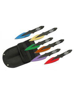Knife - 211534 6pc Set