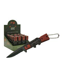 Knife - 212480-24 Mini AK-47