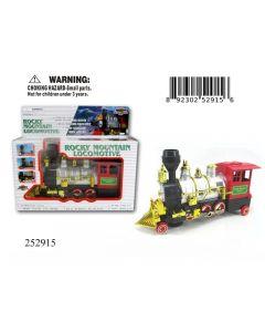 Rocky Mountain Locomotive 252915