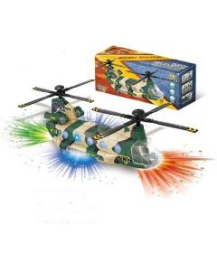 SUPER HELICOPTER  BUMP & GO 286-26