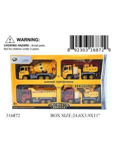 Construction Vehicle 316872