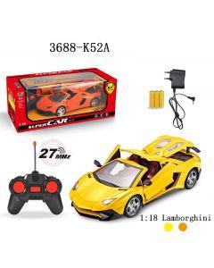 R/C Super Car 3688-K52A