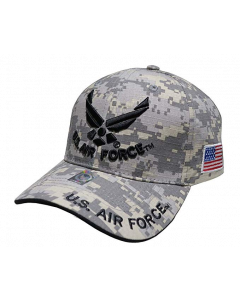U.S. Air Force Wings Military Hat - A04AIA03-ACM/BK
