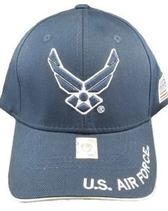 United States Air Force Wings Hat - A04AIA02 Navy Blue