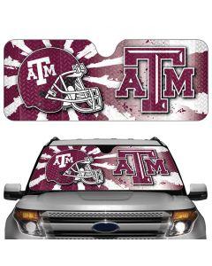 NCAA Texas A&M Aggies - Car Sunshade