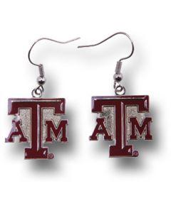 NCAA Texas A&M (Aggies) Earrings