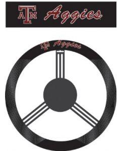 NCAA Texas A&M (Aggies) Steering Wheel Cover