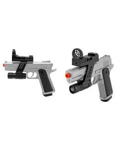 Airsoft Gun - G153SAF w/Laser&Light