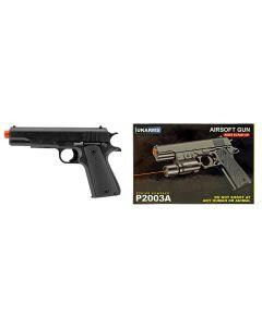 Airsoft Gun - P2003A (NO LASER)
