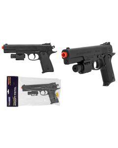 Airsoft Gun - P2400 w/Laser
