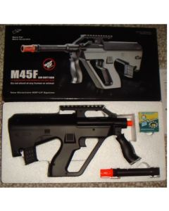 Airsoft Gun - M45F