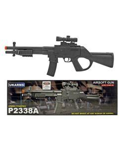 Airsoft Gun - P2338A w/Laser