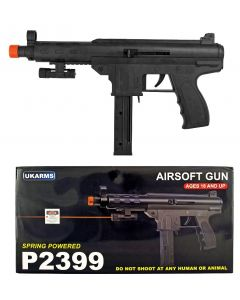 Airsoft Gun - P2399 w/Laser