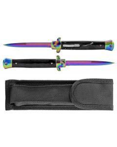 Knife - AOF1695RBK OTF