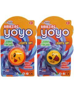 Yo Yo Emoji Light Up ARB288N