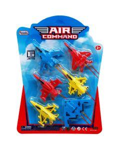 Air Command 6 Planes ARB8806