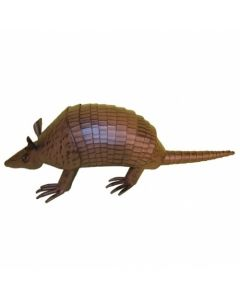 Texas Decor - Metal Armadillo B15035-S Small