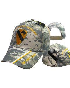 United States Army Hat 1st Cavalry Divison-Digi Camo CAP628C