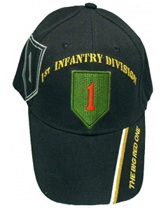 United States Army - 1st Infantry Division Military Hat