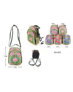 Back Pack - Rose Small BA1492