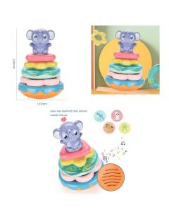 Baby Elephant Stacker 8457