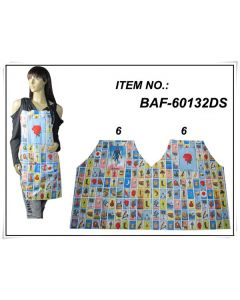 Loteria Apron BAF-60132DS SOLD BY THE DOZEN