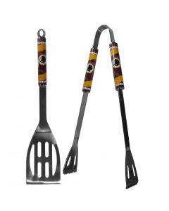 NFL Washington Redskins 2 piece BBQ Steel Tool/Grill Set