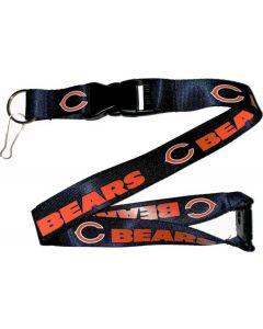 NFL Chicago Bears Lanyard - Blue