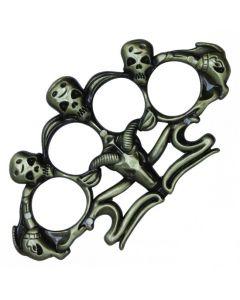 Belt Buckle - Skulls M077