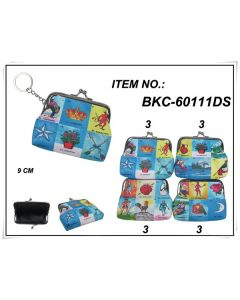 Coin Purse - Loteria BKC-60111DS SOLD BY THE DOZEN