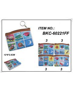 Coin Purse - Loteria BKC-60221FF SOLD BY DOZEN