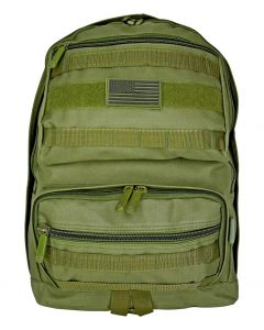East West Back Pack - RT509-OLIVE
