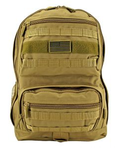 East West Back Pack - RT509-TAN