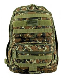 East West Back Pack - RTC509-GREEN/ACU