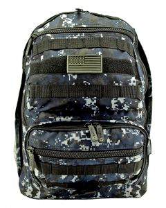 East West Back Pack - RTC509-NAVY/ACU