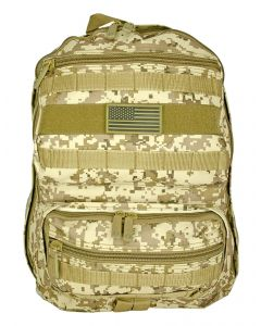 East West Back Pack - RTC509-TAN/ACU