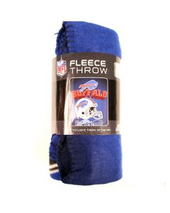NFL Buffalo Bills Fleece Throw Blanket