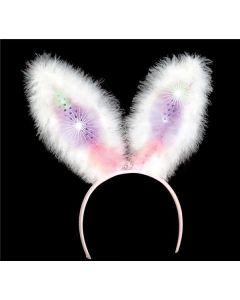 Sequin Bunny Ears Light-up