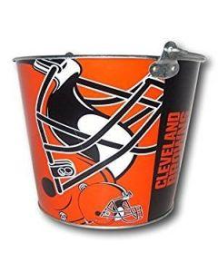 NFL Cleveland Browns Bucket