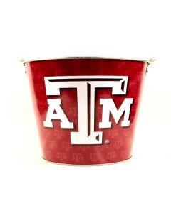 NCAA Texas A&M (Aggies) Bucket