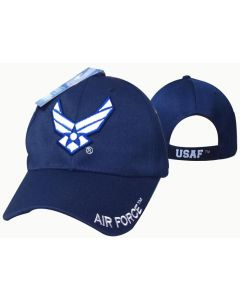 United States Air Force Hat-Wings Logo-Navy CAP603NN