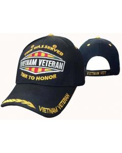United States Vietnam Veteran Served/Honor CAP607C