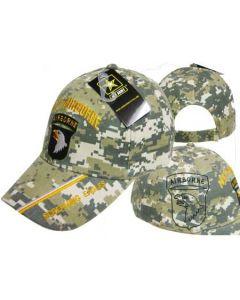 United States Army - 101st Airborne Division Military Hat CAP626C