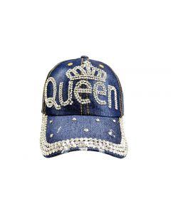 Cap - Rhinestone - 18550 Queen