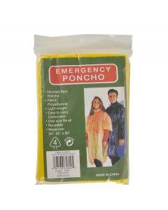 Rain Poncho, dozen pack