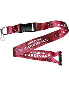 NFL Arizona Cardinals Lanyard - Red