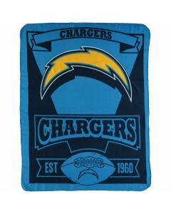NFL San Diego Chargers Fleece Blanket