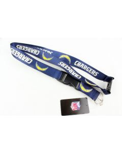 NFL Los Angeles Chargers Lanyard - Blue
