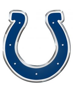 NFL Indianapolis Colts Auto Emblem - Color