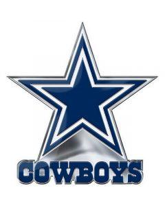 NFL Dallas Cowboys NEW Auto Emblem - Color